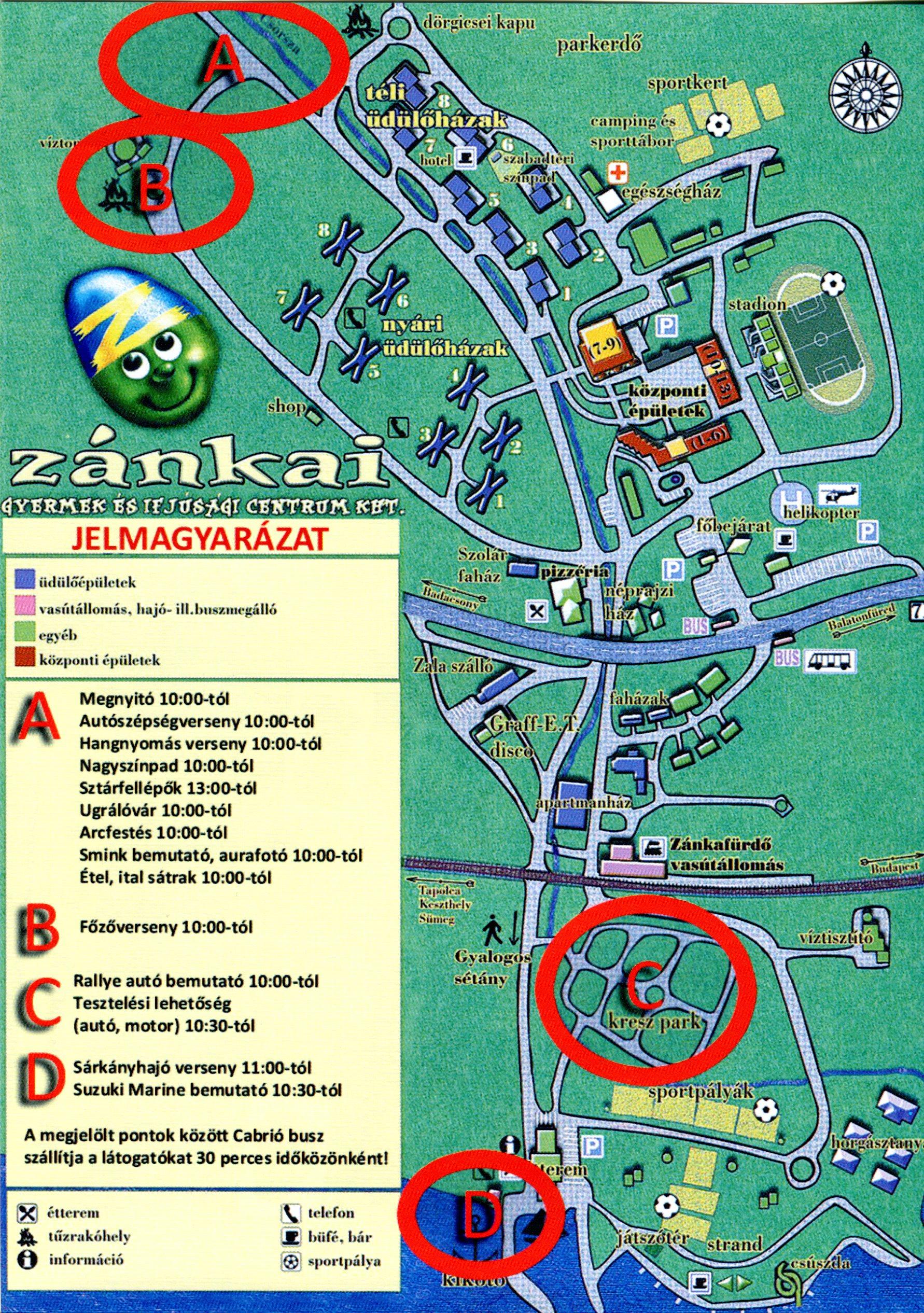 zánka térkép Itt a helyed, ha Suzuki a jeled! zánka térkép